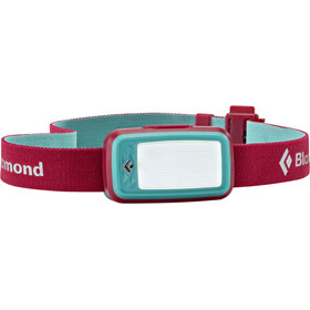 Black Diamond Wiz Headlamp Kinder berry